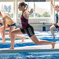 Aqua Bootcamp Zwembad Jaspers